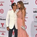 Marc Anthony and Shannon De Lima - 2015 Billboard Latin Music Awards - 382 x 600
