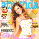 Juliana Didone, Blink 182, CPM 22 - Atrevida Magazine Cover [Brazil] (April 2004)