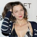 Maggie Gyllenhaal - LOFT Launch Of Style Studio At The Bowery Hotel On April 14, 2010 In New York City