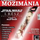 Ewan McGregor, Liam Neeson, Natalie Portman - Mozimania Magazine Cover [Hungary] (February 2012)