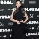 Anne Hathaway : 'Colossal' New York Premiere
