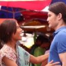 Gil Cuerva and Jasmine Curtis