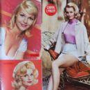 Carol Lynley - Cine Tele Revue Magazine Pictorial [France] (8 April 1965) - 454 x 590