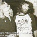 Christine McVie and Dennis Wilson - 454 x 356