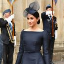 Prince Harry Windsor and Meghan Markle Attend Events To Mark The Centenary Of The RAF - 400 x 600
