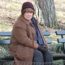 Melissa McCarthy was seen filming her latest movie project 'Can You Ever Forgive Me?' in Manhattan's Central Park in New York City, New York on February 21, 2017 - 427 x 600