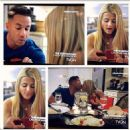 Mike 'The Situation' Sorrentino and Lauren Pesce - 454 x 456