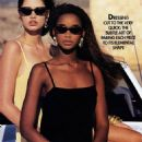 Beverly Peele - Elle US July 1991