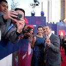 Alan Tacher and Cristina Bernal- The 17th Annual Latin Grammy Awards - Red Carpet - 454 x 331