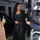 Jennifer Hudson at BBC Radio in London - 454 x 615