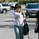 Vanessa Hudgens Goes Shopping With A Friend, 2007-09-24