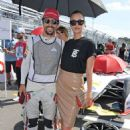Irina Shayk – Formula E 2019 New York City E-Prix