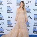 Olivia Wilde – 2020 Film Independent Spirit Awards in Santa Monica - 454 x 577
