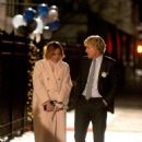 Jennifer Lopez and Owen Wilson – Filming a scene of 'Marry Me' in Brooklyn