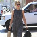 Aly Michalka spotted out in Beverly Hills, California on April 4, 2017