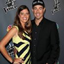 Carson Daly and Siri Pinter - 356 x 500