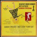 Funny Girl Starring Barbra Streisand - 454 x 450