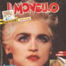 Madonna - Il Monello Magazine [Italy] (November 1986)