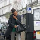 Thandie Newton At Ilovegorgeous And Petit Bateau In London, 2009-03-26