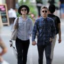 Evan Rachel Wood out in NYC with Jamie Bell (July 31)