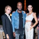Kendall Jenner – Off-White Fashion Show Dinner in Paris