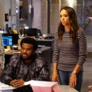 Amber Stevens West as Annie Carver in Ghosted