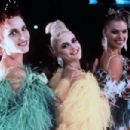 Gia Carides, Leonie Page and Sonia Kruger-Tayler in Strictly Ballroom (1992) - 454 x 302