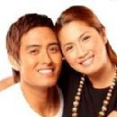 Alfred Vargas and Diana Zubiri