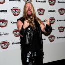 Zakk Wylde at the Metal Hammer Golden Gods Awards on June 14, 2010 in London, England