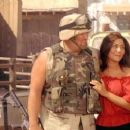 Larry Guy and Marisol Nichols