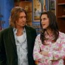 Brooke Shields and Billy Ray Cyrus