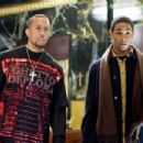 A-Con (Affion Crockett, left) and his buddy Thomas (Damon Wayans, Jr., right) in the comic spoof 'Dance Flick.' Photo Credit: Glen Wilson. Copyright ©2009 by PARAMOUNT PICTURES CORPORATION. All Rights Reserved. - 454 x 302