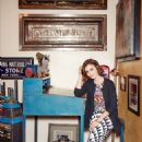 Lily Collins Domaine Photoshot 2014