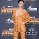 Evangeline Lilly – 'Avengers: Infinity War' Premiere in Los Angeles - 454 x 721