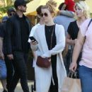 Julianne Hough – Visits The Grove in Los Angeles