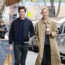 Karlie Kloss with Joshua Kushner shopping in SoHo - 454 x 681