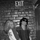 Sable Starr & Stiv Bators - 454 x 675