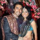 Aashish Chaudhary and Samita Bangargi