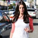 Ashley Greene out in West Hollywood (January 30)