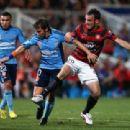 A-League Rd 26 - Western Sydney v Sydney FC