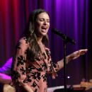 Lea Michele – 'An Evening With Lea Michele' at The GRAMMY Museum in LA - 454 x 681