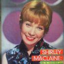 Shirley MacLaine - Cine Tele Revue Magazine Pictorial [France] (26 September 1963) - 454 x 614