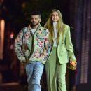 Gigi Hadid and Zayn Malik – Out in NYC