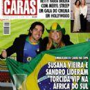 Susana Vieira and Sandro Pedroso - 454 x 625