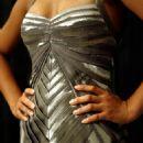 Rihanna - Backstage At Fashion Rocks With Designer