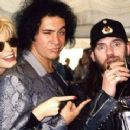 Gene Simmons and Shannon Tweed w/ Lemmy - 454 x 240