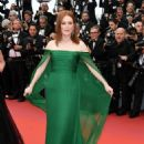 Julianne Moore in Christian Dior dress : 'The Dead Don't Die' & Opening Ceremony Red Carpet - The 72nd Annual Cannes Film Festival