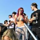 Bella Thorne – 2017 Billboard Hot 100 Festival at Jones Beach Theater in Wantagh