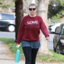 Jodie Sweetin in Tights – Out in Los Angeles - 454 x 681