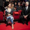 Juliette Binoche- Goya Cinema Awards 2016